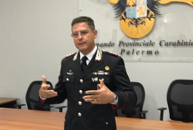 Coronavirus, tamponi negativi: rientrano in servizio il generale Guarino e i suoi uomini