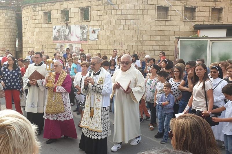 Conclusi i lavori al tetto: riapre la chiesa di Aquino