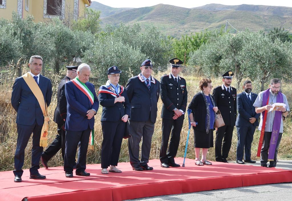 Ucciso durante una rapina, i carabinieri ricordano Clemente Bovi