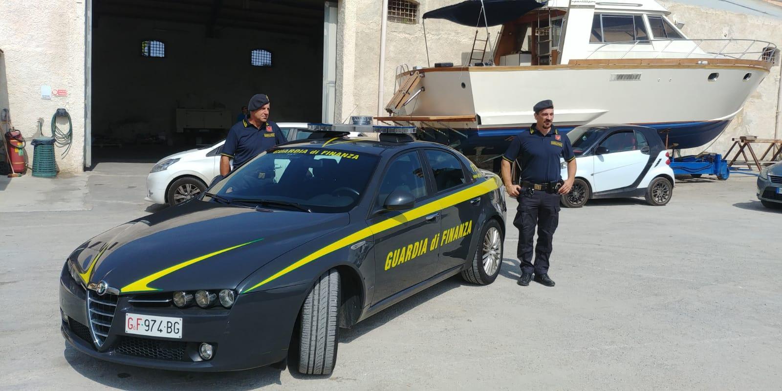 Aziende, barche e auto: sequestro da oltre 1 milione a trafficante di droga