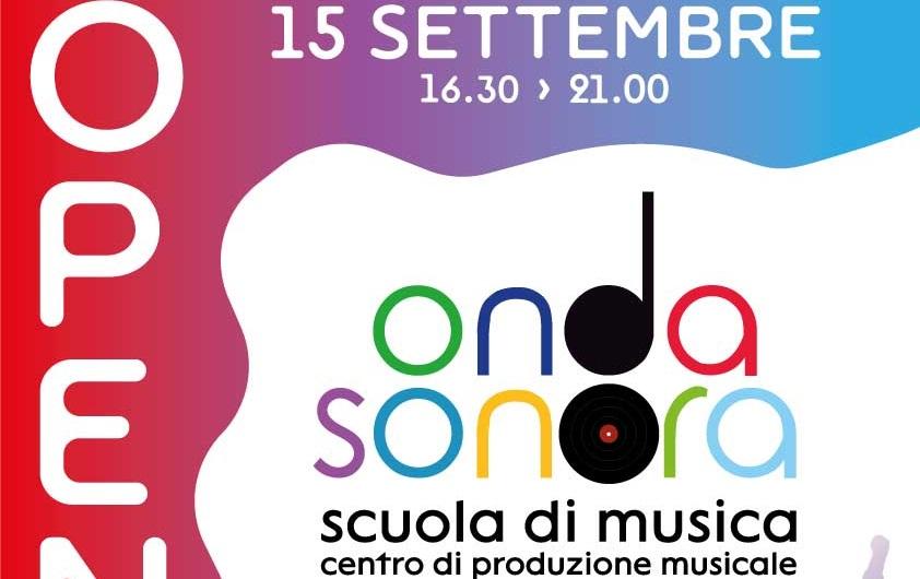 L'associazione Onda Sonora apre le porte: ecco l'Open Day