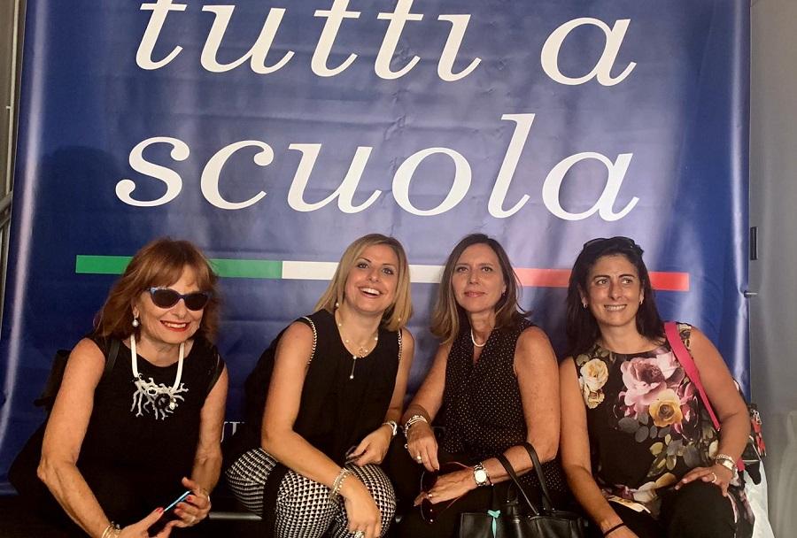 A L'Aquila si inaugura il nuovo anno scolastico: c'è anche Monreale