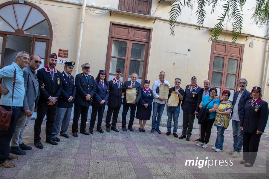 Anps e Acm patto per Monreale: un encomio dai poliziotti ai commercianti