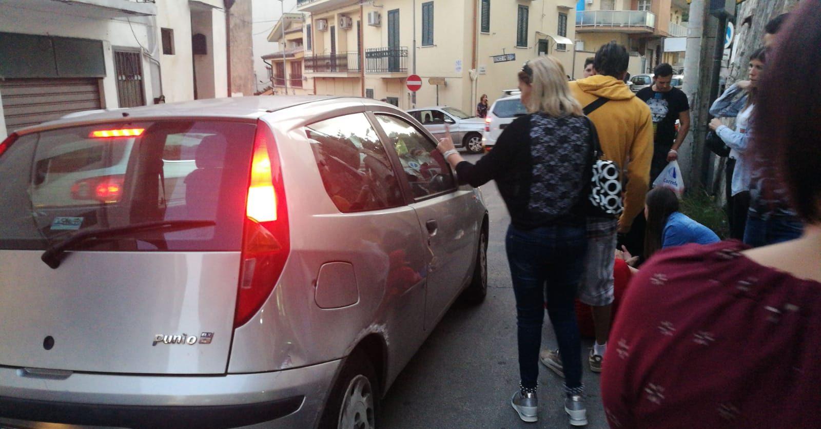 Monreale, investito un bambino in via Venero: soccorso dal 118