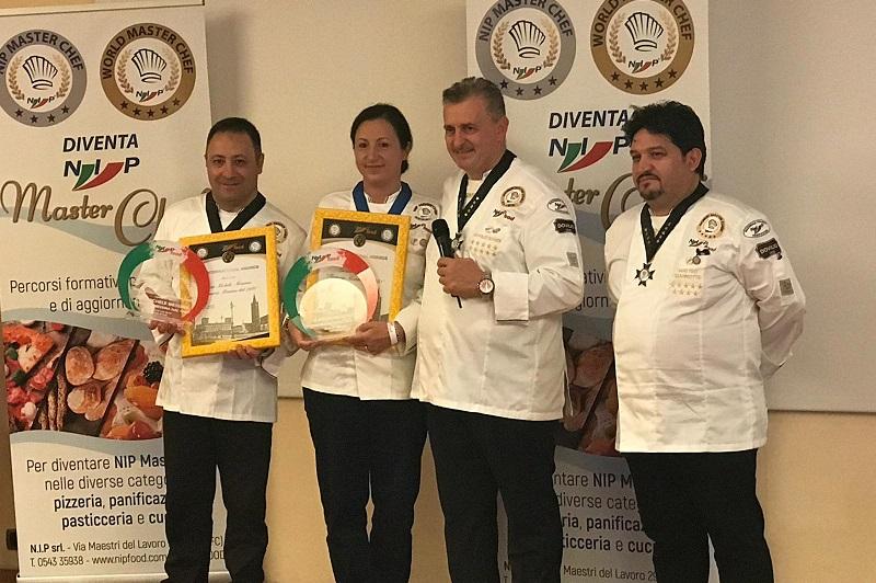 Due monrealesi nell'olimpo della nazionale italiana pizzaioli