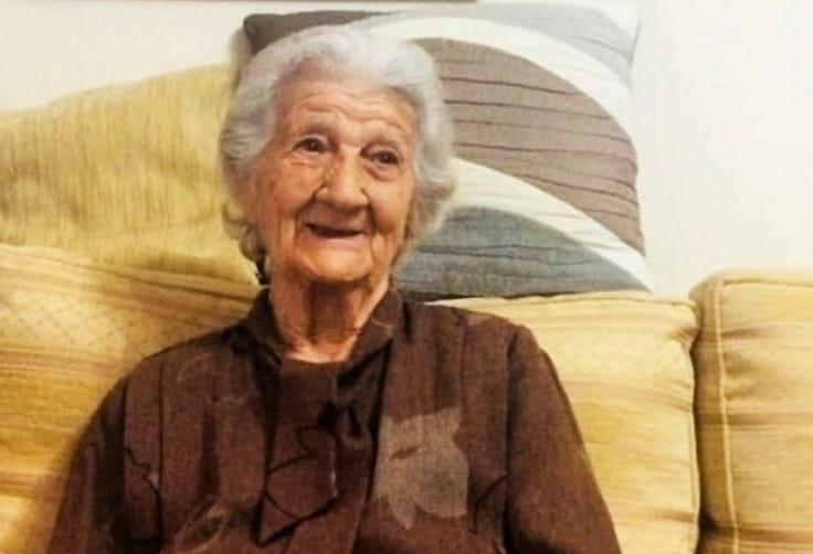Grande festa a Pioppo, nonna Tina compie 102 anni
