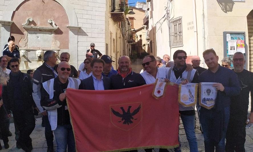 Trinacria Tour, tappa a Piana per la decima edizione del motoraduno