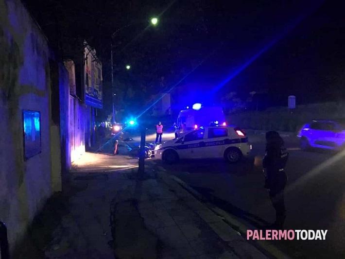 Un'altra tragedia della strada: muore un motociclista in zona fiera
