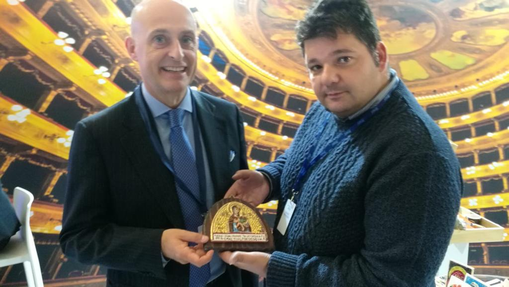 L'ambasciatore italiano in Polonia incontra gli artigiani monrealesi