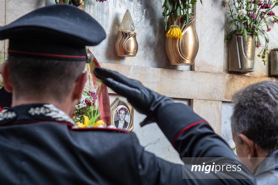 Ucciso per vendetta dalla mafia: i carabinieri ricordano Pietro Giaccone