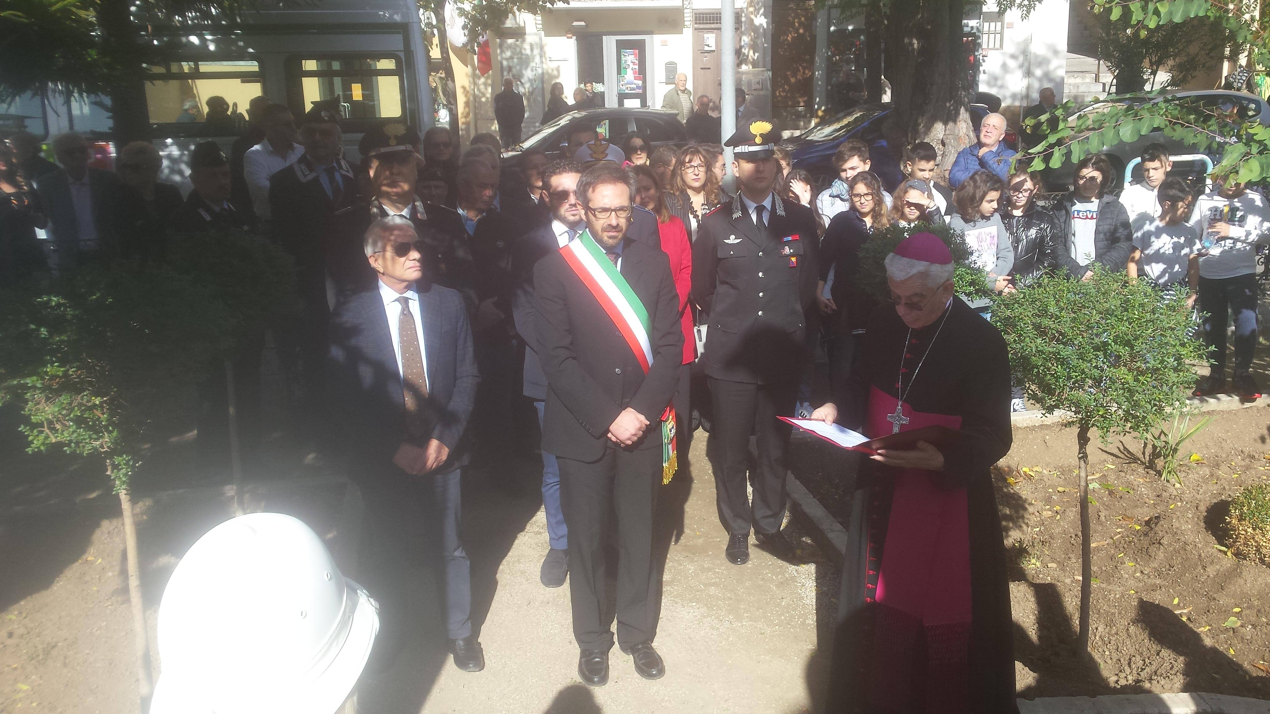 Festa delle Forze Armate, una cerimonia anche a Monreale