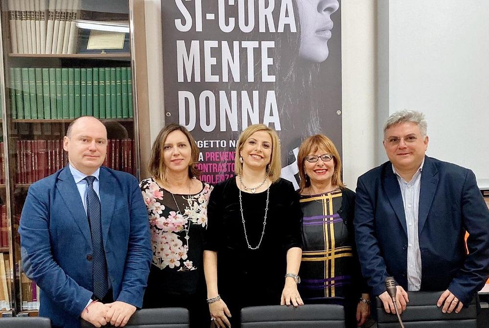 """L'istituto Margherita di Navarra a Roma per il progetto """"Si-cura…mente Donna"""""""
