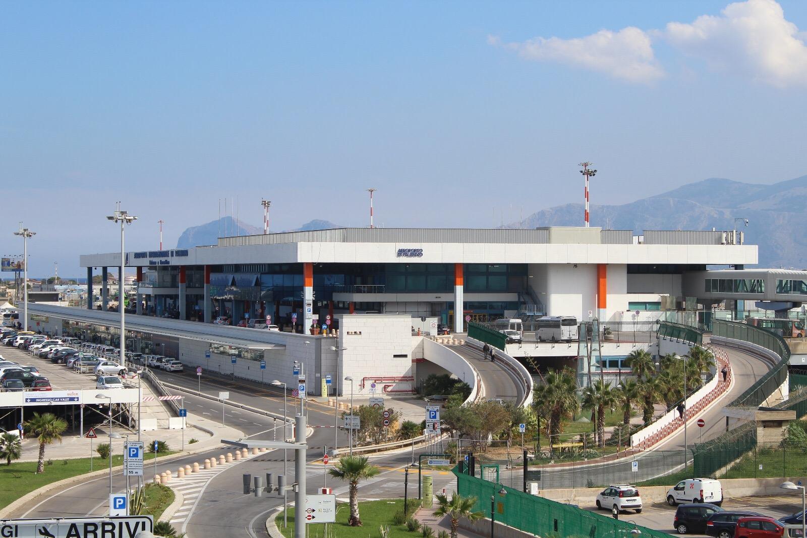 """Verso la """"Fase 2"""", l'aeroporto di Palermo si prepara alla ripresa dei voli"""