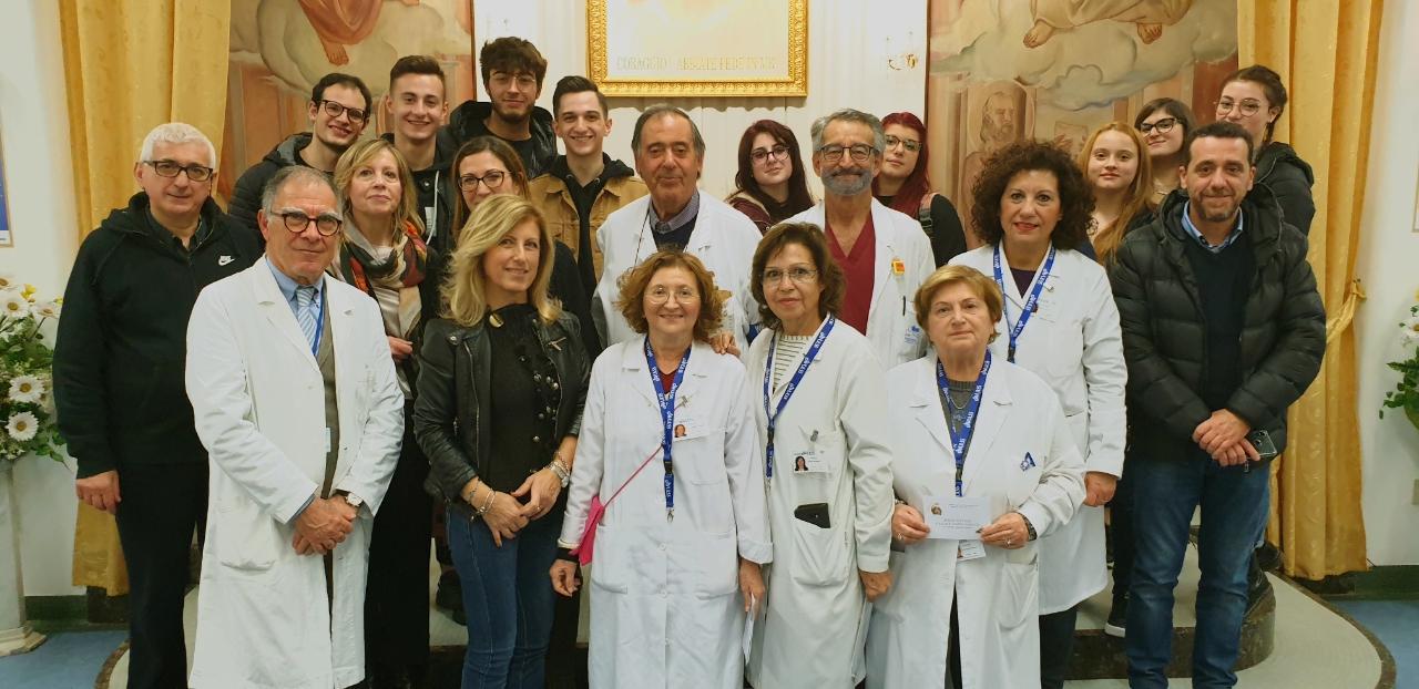 Le opere degli studenti del Basile-D'Aleo esposte per i pazienti dell'Ingrassia