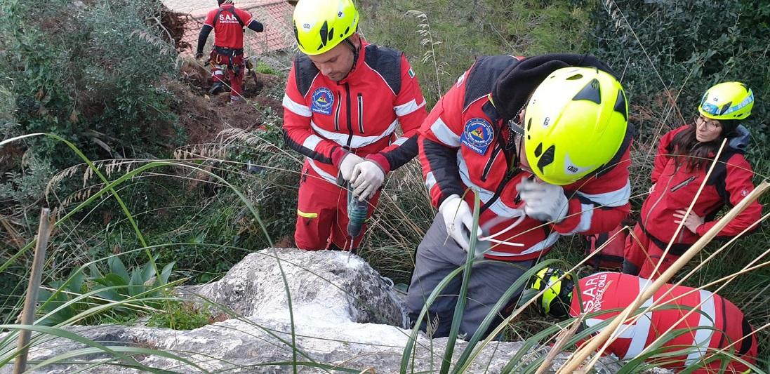 I danni per il maltempo a San Martino, ditte già al lavoro