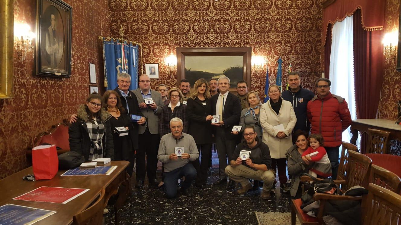 """Natale a Monreale, Davì e Giannetto: """"Associazioni determinanti"""""""