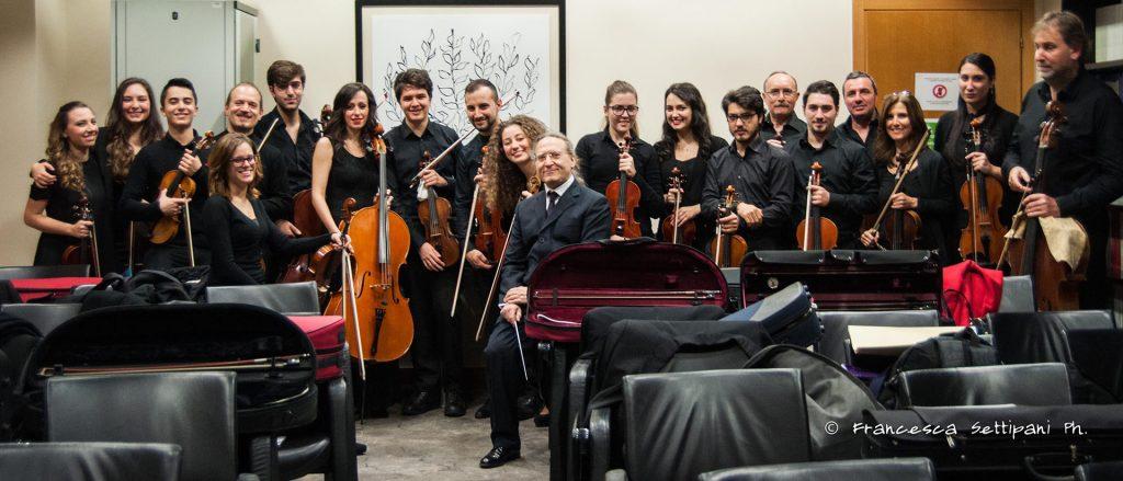 L'orchestra del Conservatorio Bellini in concerto al Duomo