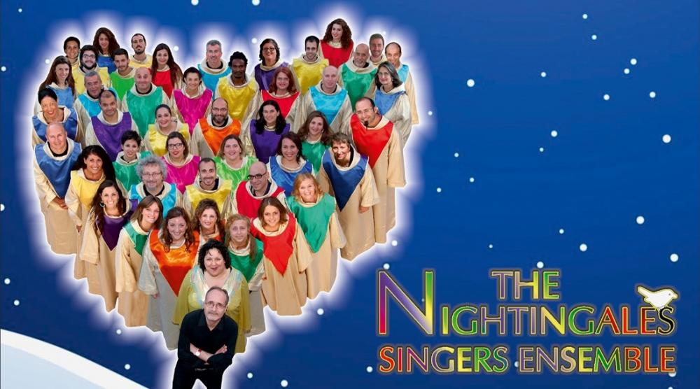 """Epifania, un concerto gospel a San Martino dei """"Nightingales ensemble"""""""