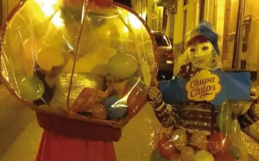 Il carnevale a Piana degli Albanesi, il concorso che premia la maschera più bella