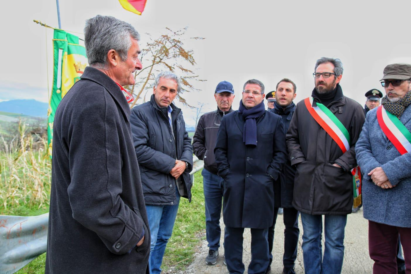 Grisì, una cerimonia ricorda Giuseppe La Franca: ucciso dalla mafia