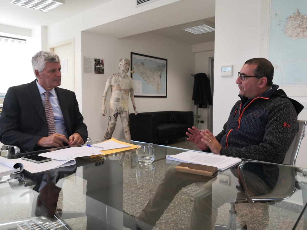 La Regione bonifica cinque discariche: lavori ultimati anche a Monreale