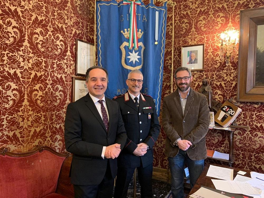 Antonio La Rocca è il nuovo comandante della stazione dei carabinieri