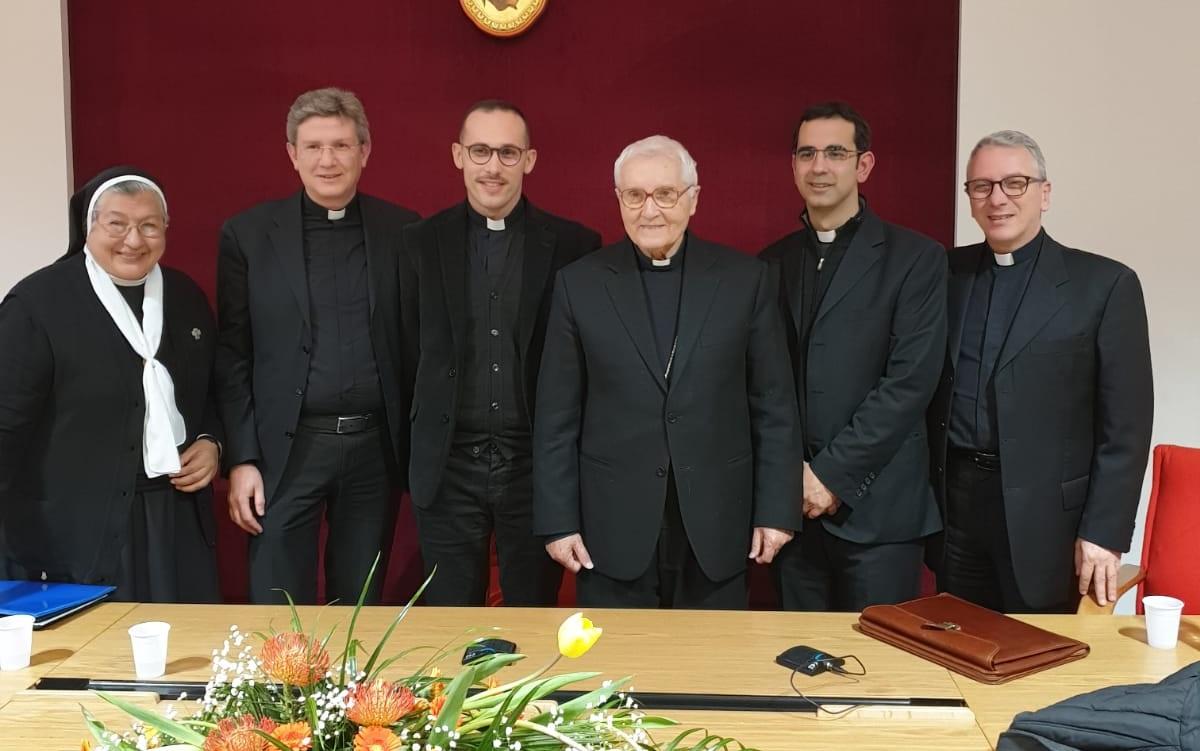 Figure di santità tra Palermo e Monreale: l'incontro della scuola di teologia