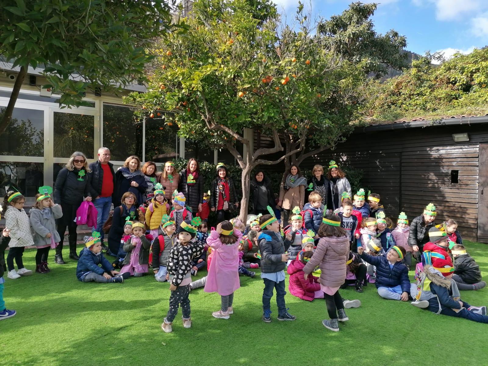 C'è la festa dell'arancia: laboratori e attività per i bambini della Badiella e dell'ex Casa Santa