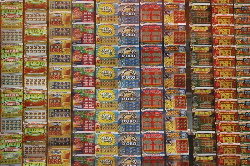 A Monreale nel 2018 spesi venti milioni di euro per lotterie e macchinette