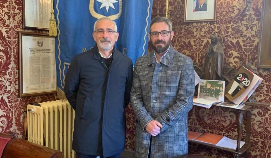 """Rifiuti, il commissario della Srr incontra Arcidiacono: """"Serve collaborazione"""""""