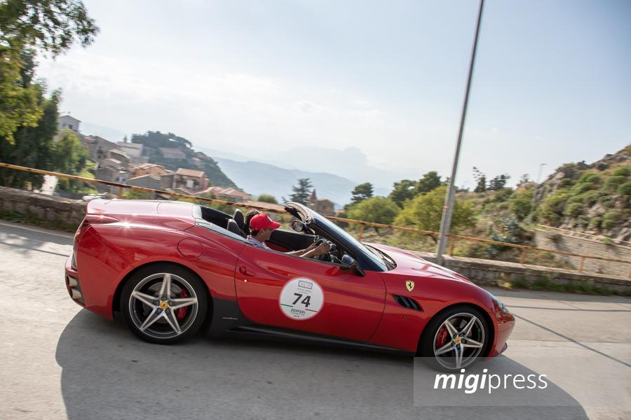 Targa Florio Classica e Ferrari Tribute: un tappa anche a Monreale