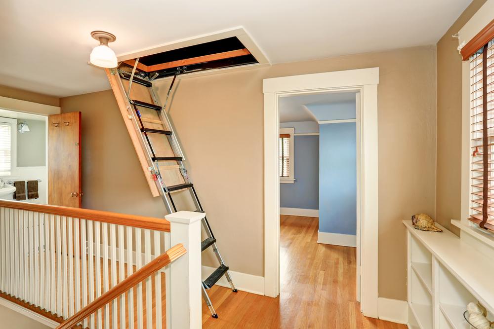 Come scegliere le scale per la mansarda