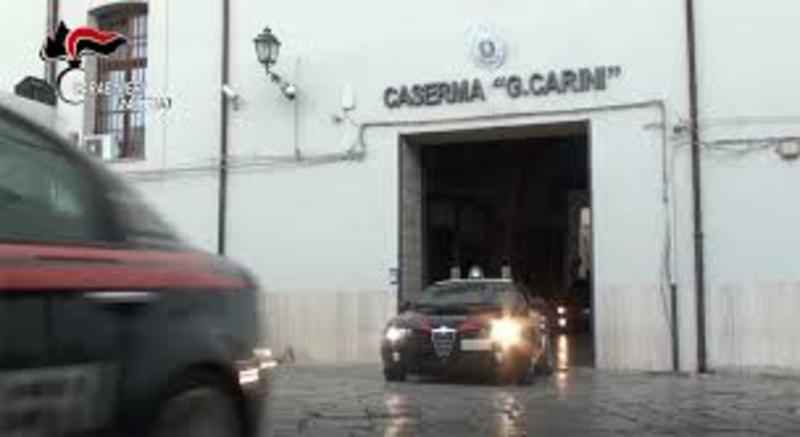 Altri carabinieri contagiati alla caserma Carini: c'è pure il generale