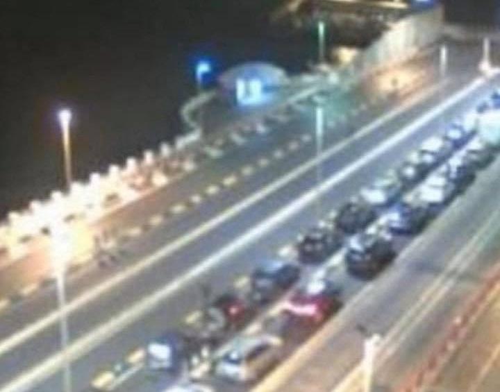 """Coda agli imbarchi per Messina, Musumeci: """"Intervenga il prefetto"""""""