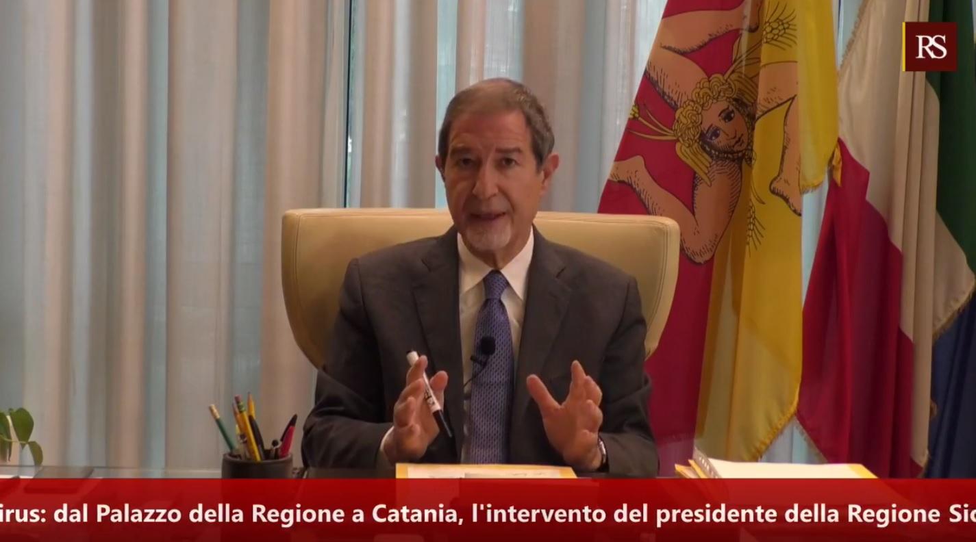 Musumeci firma l'ordinanza regionale: Villafrati nuova zona rossa