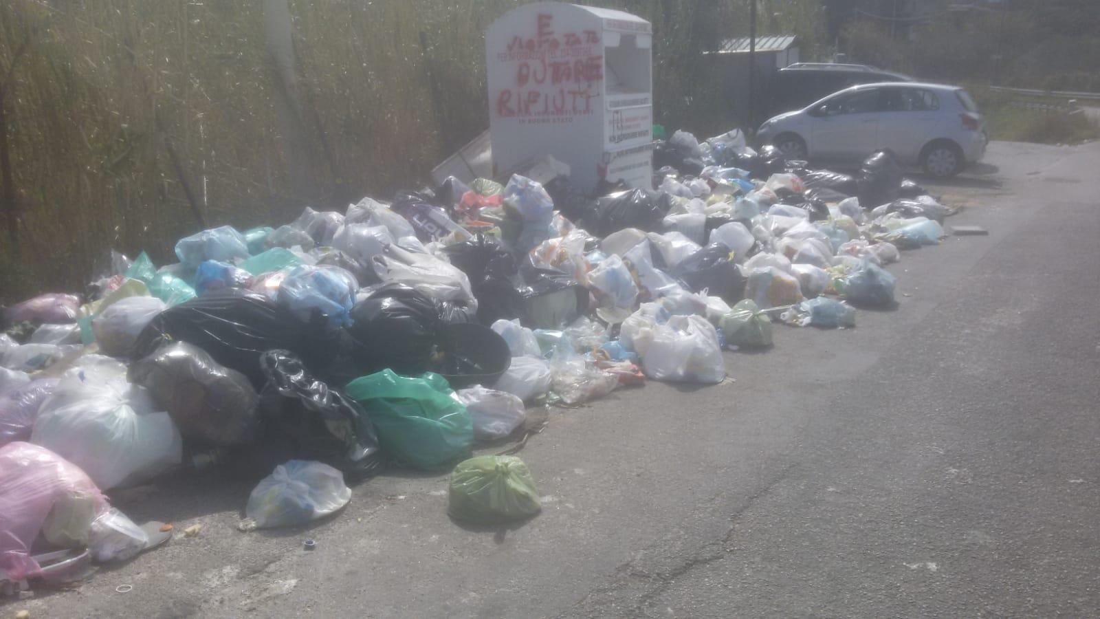 Discarica chiusa, possibili disagi nella raccolta rifiuti a Monreale