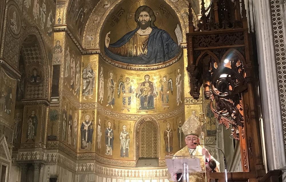 Monreale, l'apertura del nuovo Anno pastorale in diretta streaming