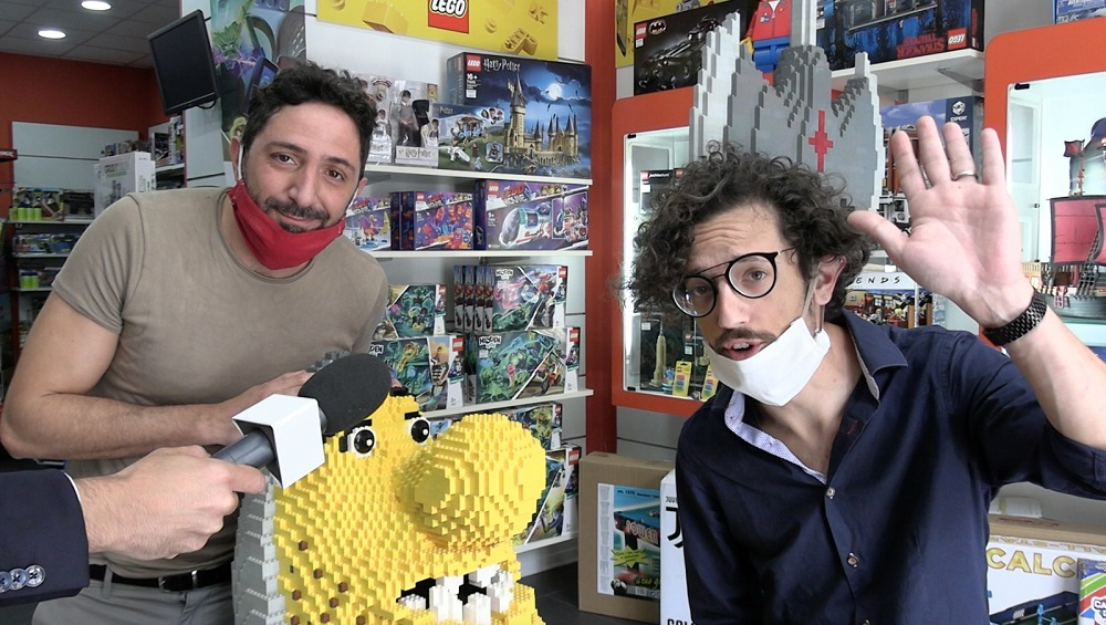 """""""Palermo c'è"""": la raccolta di giocattoli per i bambini meno fortunati"""