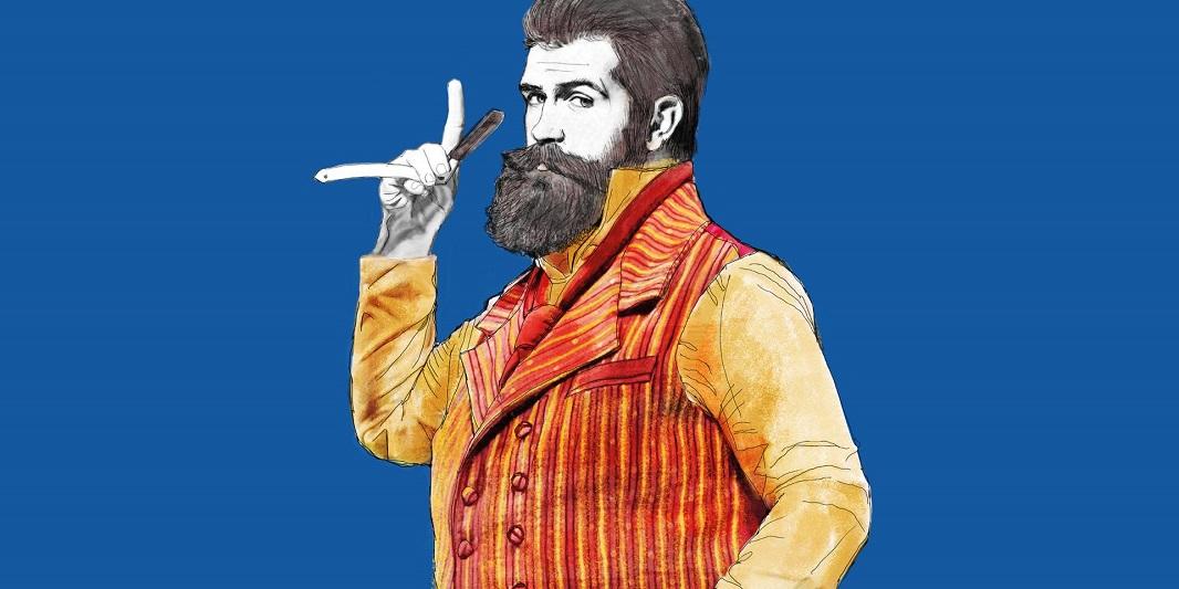 """Ecco """"Figaro"""", il barbiere monrealese: """"Così faccio pelo e contropelo al virus"""""""