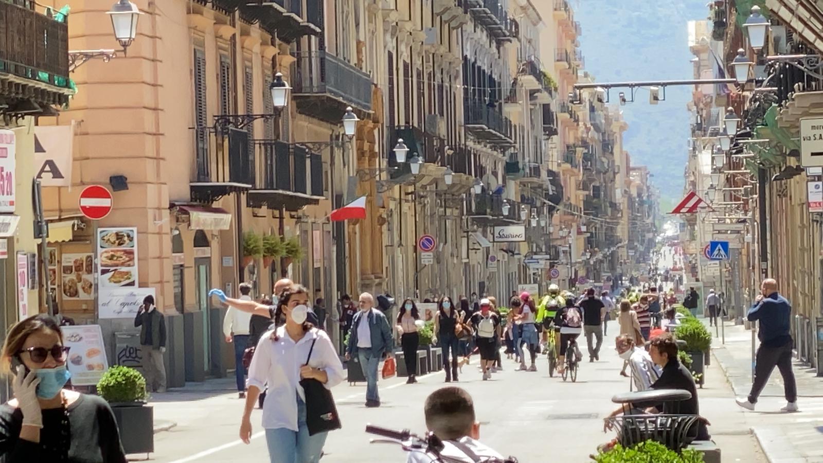 Covid, Palermo verso la zona rossa: si attende il provvedimento