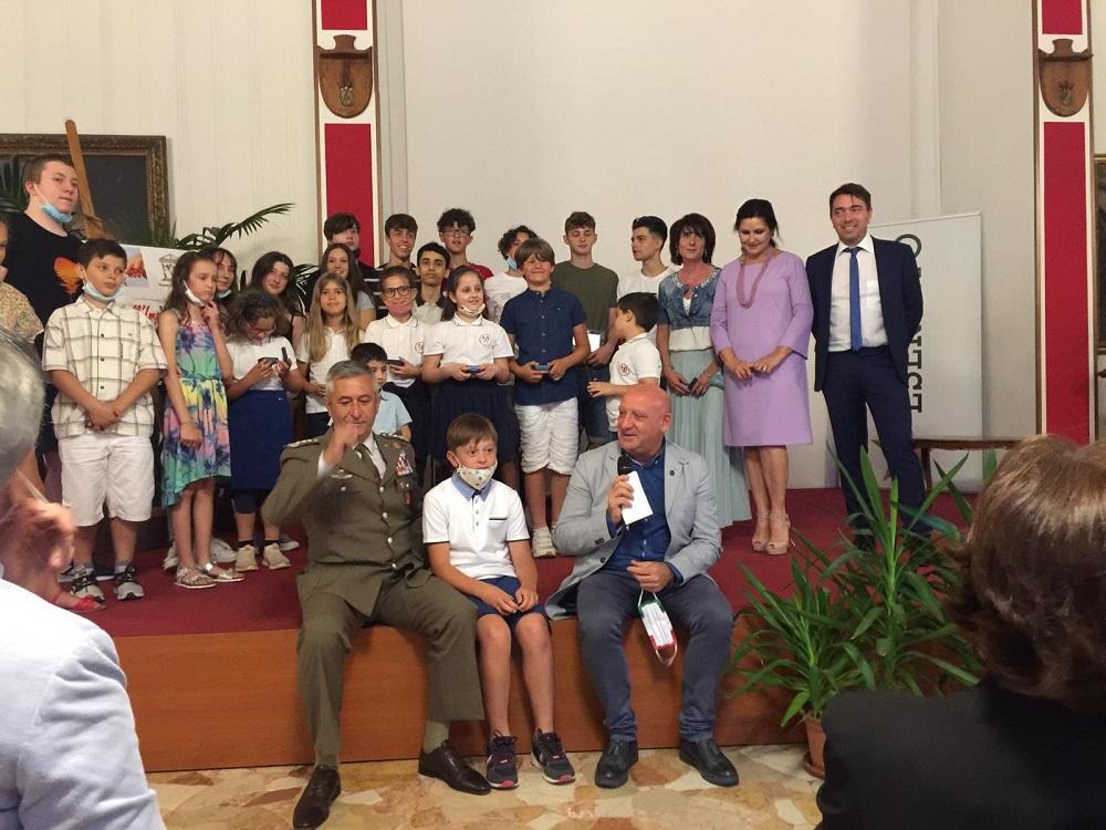 """Da Monreale a Verona: il Parlamento della Legalità """"sbarca"""" in casa Esercito"""