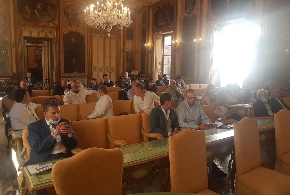 Arcidiacono nel Comitato esecutivo della Conferenza dei sindaci di Palermo