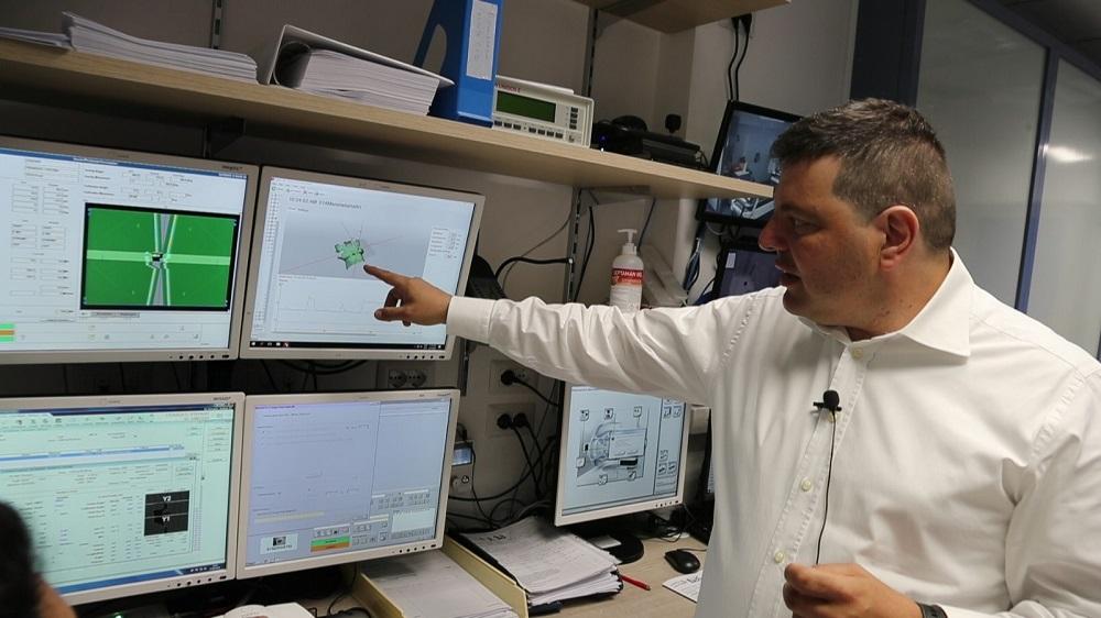 Alla Macchiarella un sistema modernissimo per la cura ai tumori