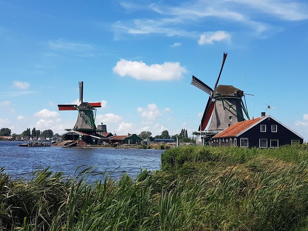 Un viaggio a Zaanse Schans, il villaggio olandese dei mulini a vento