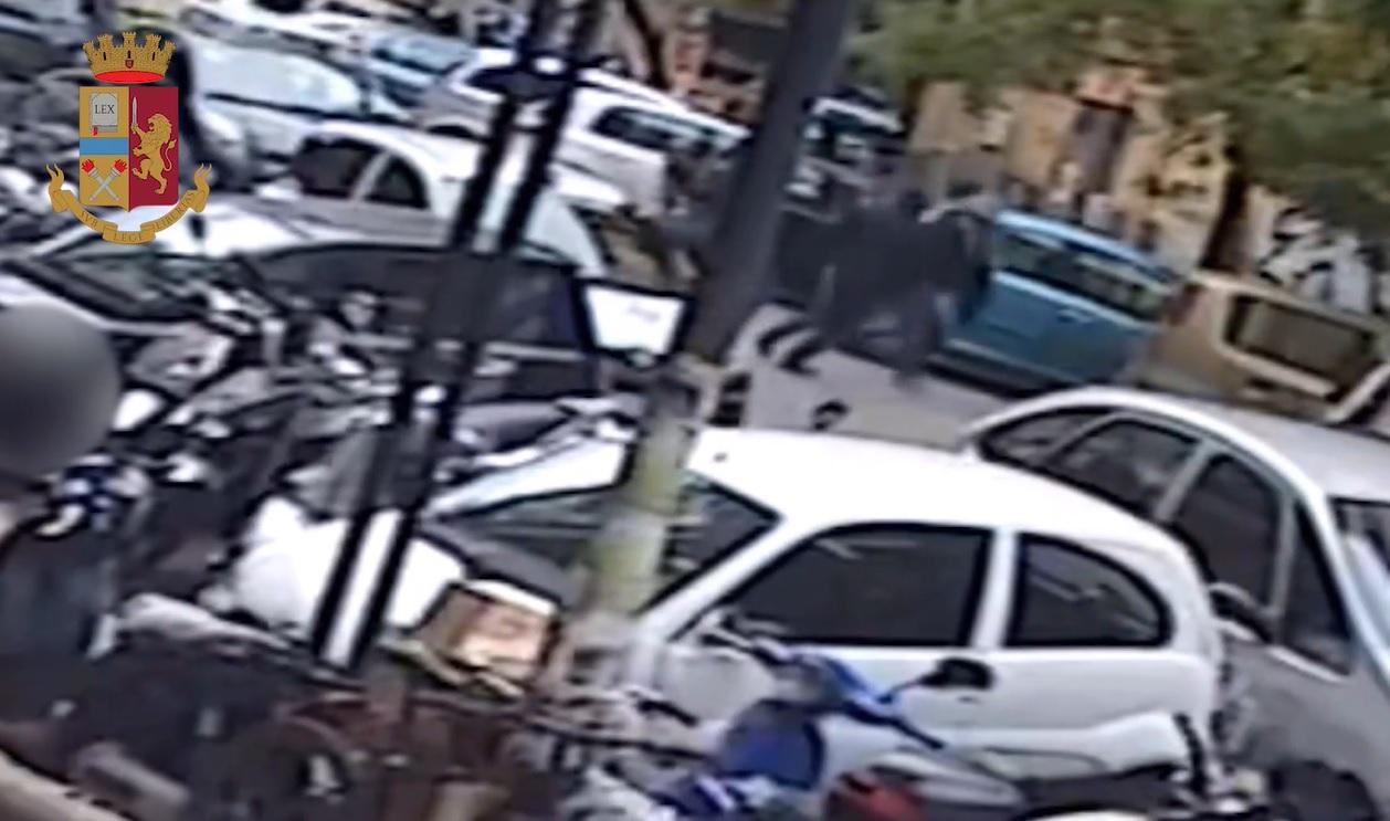 L'assalto alla guardia giurata e il bottino da 46 mila euro: tre arresti