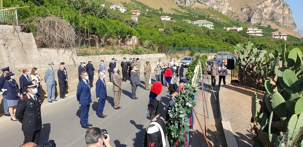 Mafia, Palermo ricorda le vittime della strage di Ciaculli
