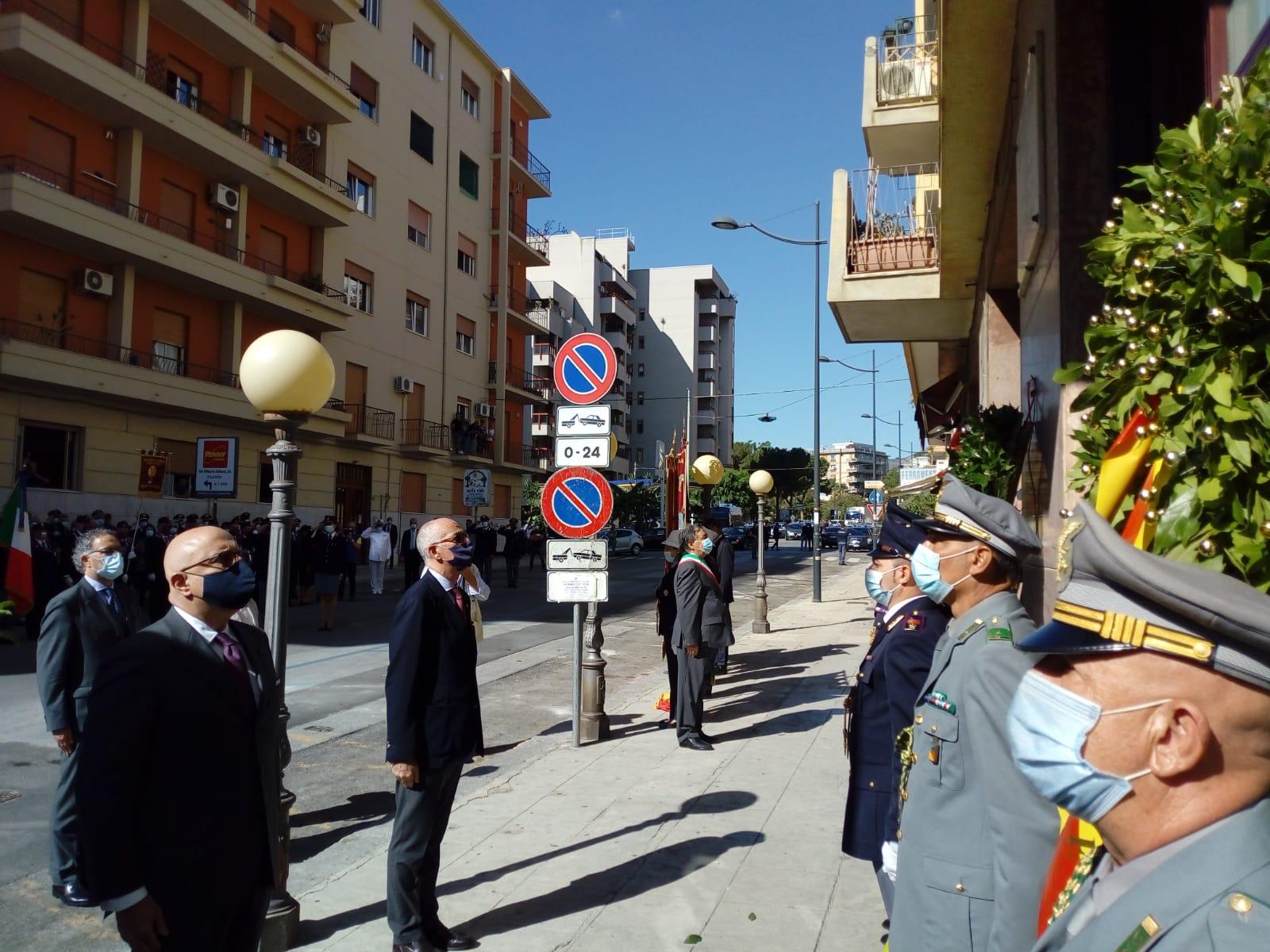 """Palermo ricorda Boris Giuliano, Gabrielli: """"Precursore nella lotta alla mafia"""""""