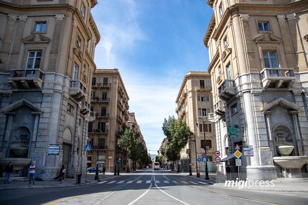 Palermo, verso la riattivazione della Ztl e delle zone blu