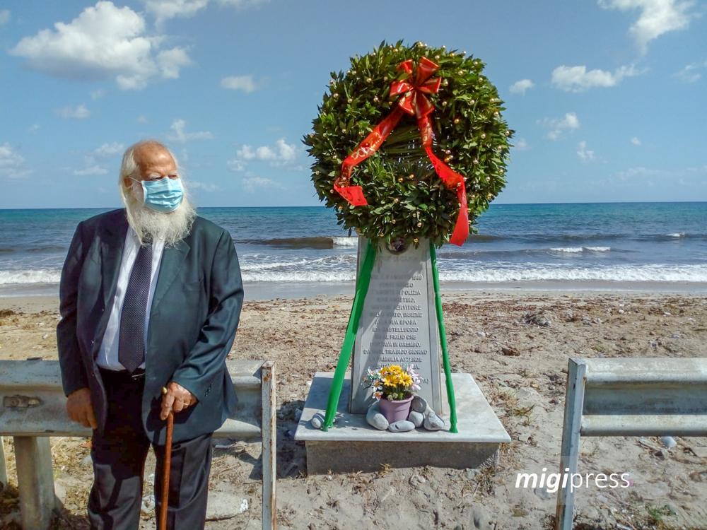 Palermo, la polizia ricorda Antonino Agostino: ucciso 31 anni fa dalla mafia
