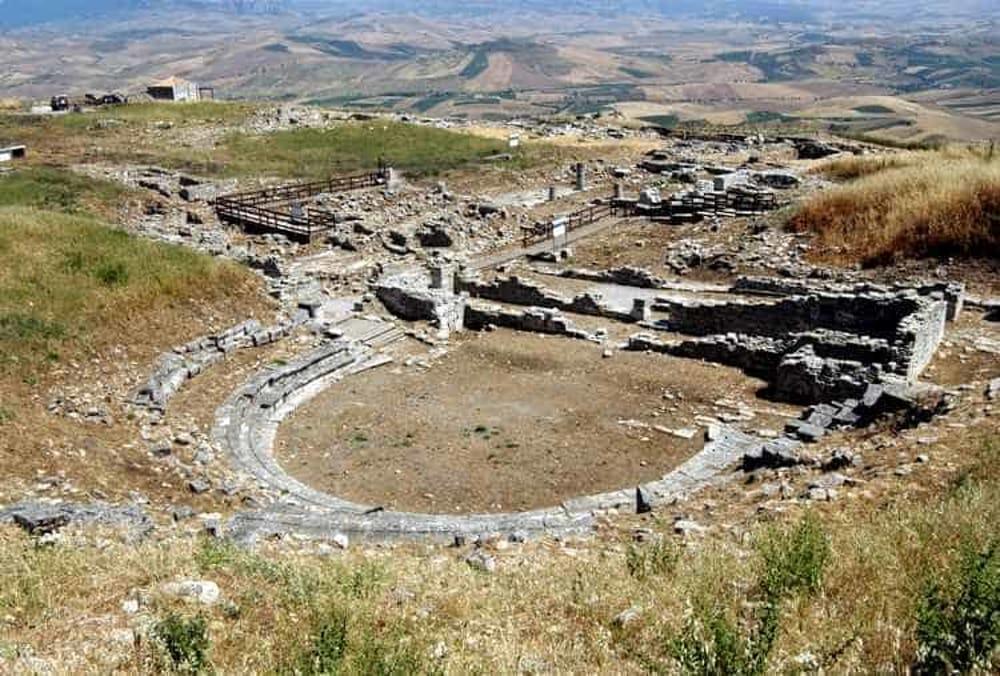 """Tra natura e storia: al parco archeologico di Monte Jato c'è """"Iato Experience"""""""